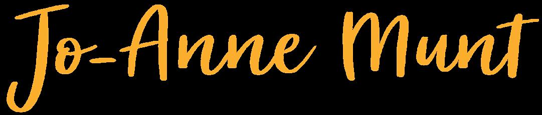 Jo-Anne Munt Personal Trainer Logo