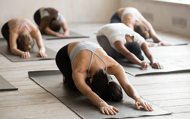 yoga classes isle of wight
